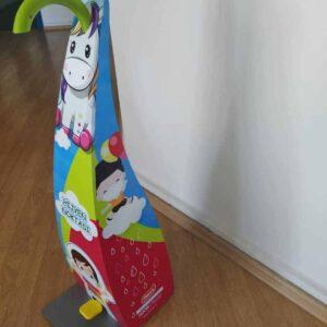 Foot Operated Standing Hand Sanitizer Dispenser for Children